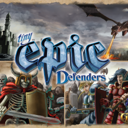 Tiny Epic Defenders